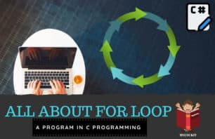 For Loop in c