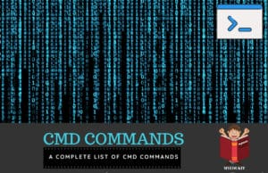 windows cmd commands